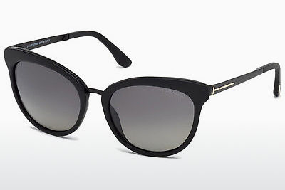 Gafas de visión Tom Ford Emma (FT0461 02D) - Negras, Matt