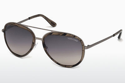 Gafas de visión Tom Ford FT0468 50B - Marrones, Dark