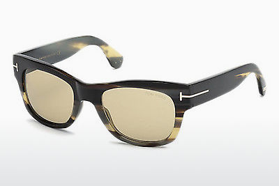Gafas de visión Tom Ford Tom N.2 (FT0487-P 64E) - Concha, Horn, Brown