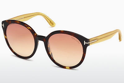 Gafas de visión Tom Ford Philippa (FT0503 52Z) - Marrones, Dark, Havana