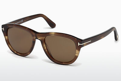 Gafas de visión Tom Ford Benedict (FT0520 50H) - Marrones, Dark