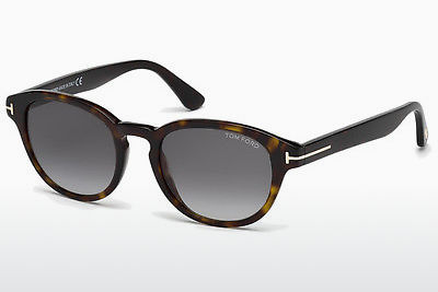 Gafas de visión Tom Ford Von Bulow (FT0521 52B) - Marrones, Dark, Havana