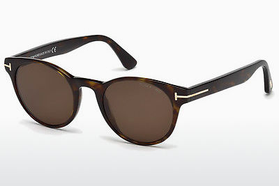 Gafas de visión Tom Ford Palmer (FT0522 52E) - Marrones, Dark, Havana