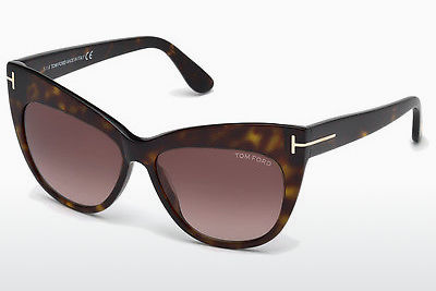 Gafas de visión Tom Ford Nika (FT0523 52F) - Marrones, Dark, Havana