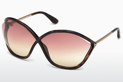 Gafas de visión Tom Ford Bella (FT0529 52Z) - Marrones, Dark, Havana