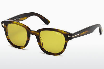 Gafas de visión Tom Ford Garett (FT0538 50E) - Marrones, Dark