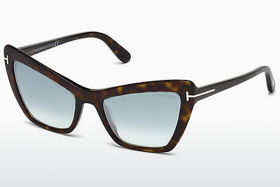 Gafas de visión Tom Ford Valesca (FT0555 52X) - Marrones, Dark, Havana