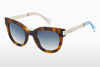 Gafas de visión Tommy Hilfiger TH 1379/S QEB/IT - Marrones, Havanna