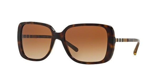 Burberry BE4198 300213 BROWN GRADIENTDARK HAVANA