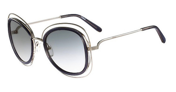 Chloé CE123S 731 GOLD-TRANSPARENT GREY