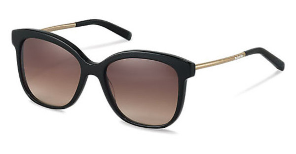 Jil Sander J3012 A skyline terra - 65%black, rose gold