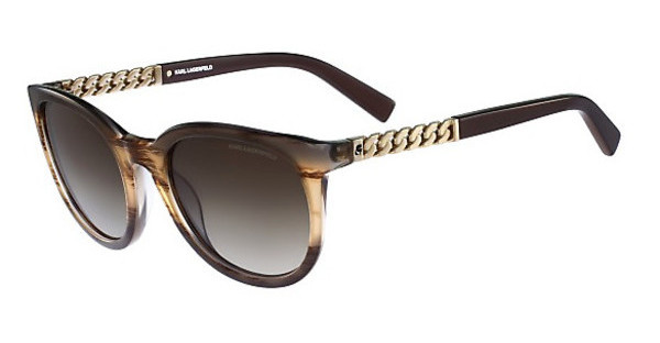 Karl Lagerfeld   KL891S 044 BROWN GRADIENT