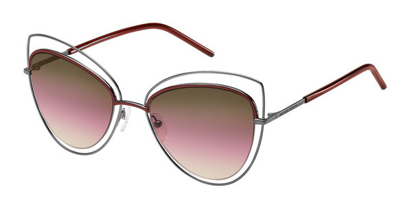 Marc Jacobs MARC 8/S TWZ/BE BROWN FUXIA BEIDKRUT BRG (BROWN FUXIA BEI)