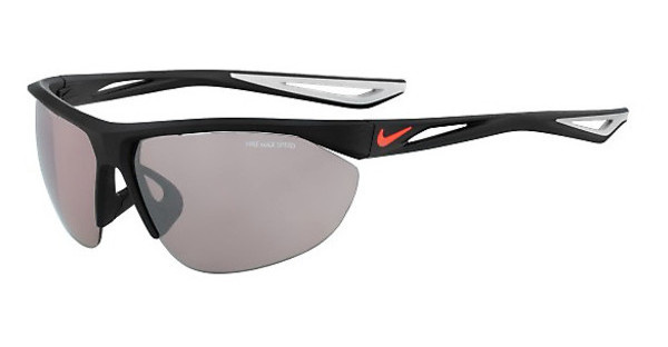 Nike TAILWIND SWIFT E EV0948 006 MATTE BLACK/BRIGHT CRIMSON WITH SPEED TINT LENS LENS