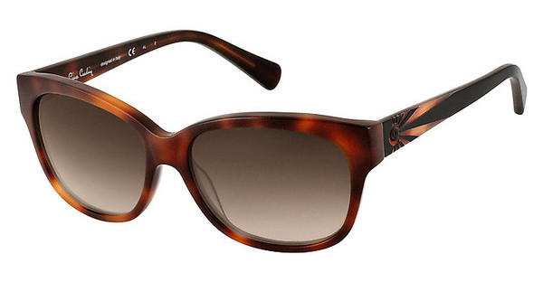 Pierre Cardin P.C. 8371/S WRR/CC BROWN SFHAVBLKHAV (BROWN SF)