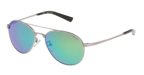 Police SK540 581V SMOKE MULTILAYER GREENPALLADIO OPACO