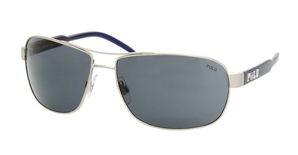 Polo PH3053 910487 GREYBRUSHED SILVER