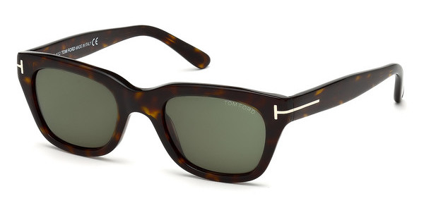 Tom Ford FT0237 52N grünhavanna dunkel